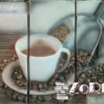 Барельеф кофе