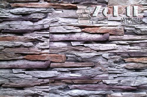Декоративный камень сланец рельефный